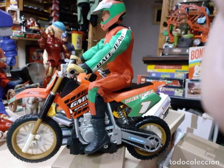 Geyperman: Geyperman Motocross Sport Race Team con moto campera. - Foto 2 - 177090067