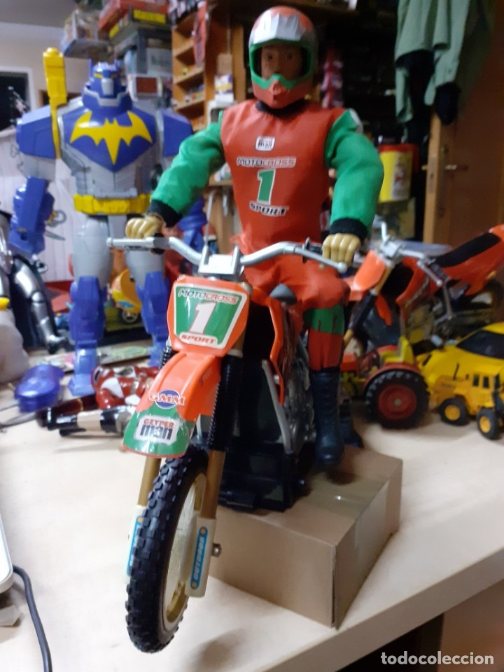 Geyperman: Geyperman Motocross Sport Race Team con moto campera. - Foto 3 - 177090067