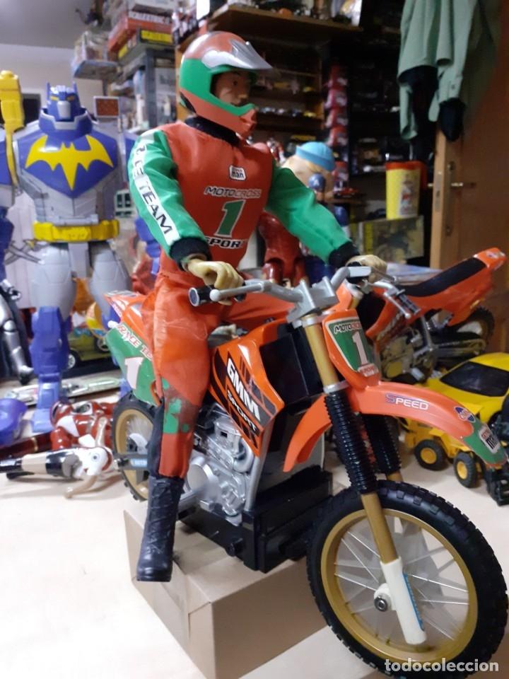 Geyperman: Geyperman Motocross Sport Race Team con moto campera. - Foto 4 - 177090067