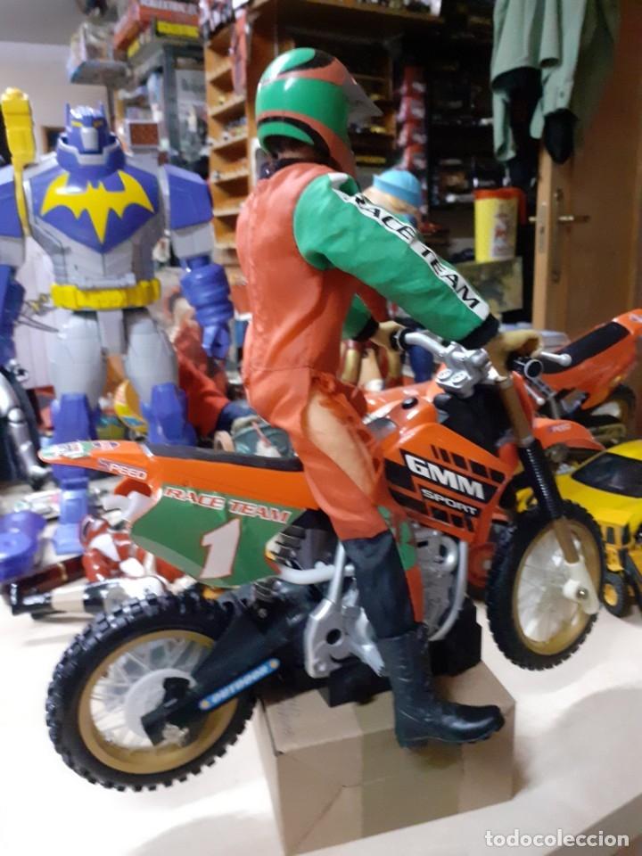Geyperman: Geyperman Motocross Sport Race Team con moto campera. - Foto 5 - 177090067