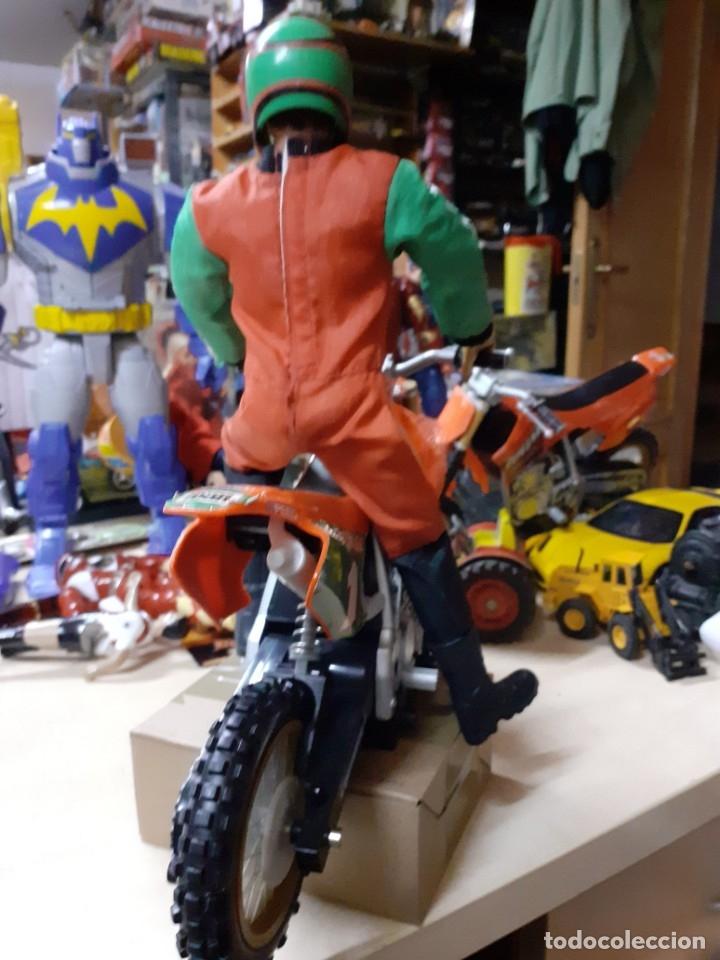 Geyperman: Geyperman Motocross Sport Race Team con moto campera. - Foto 6 - 177090067