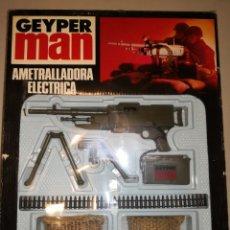 Geyperman: AMETRALLADORA ELÉCTRICA GEYPERMAN. Lote 177863239