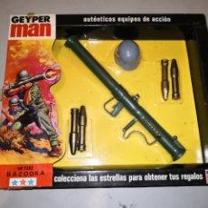 Geyperman: BAZOOKA GEYPERMAN. Lote 177865308