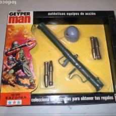 Geyperman: BAZOOKA GEYPERMAN. Lote 177865504