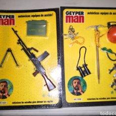 Geyperman: LOTE 2 ACCESORIOS GEYPERMAN. Lote 177874920