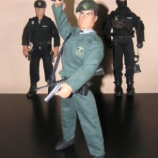Geyperman: FIGURA DE ACCION ESCALA 1/6. GUARDIA CIVIL POLICÍA.. Lote 178882231