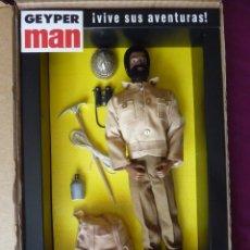 Geyperman: GEYPERMAN NEGRO SUPERVIVENCIA EN MONTAÑA REEDICION TOTALMENTE DESCATALOGADO. Lote 181206690
