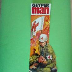 Geyperman: GEYPERMAN CARÁTULA MÉDICO MILITAR. Lote 181480078