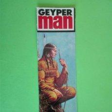 Geyperman: GEYPERMAN CARÁTULA GUERRERO INDIO.. Lote 181480628