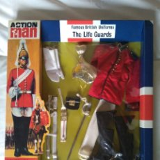 Geyperman: ACTION MAN 40TH GEYPERMAN LIFE GUARDS GUARDIA REAL. Lote 182961982