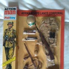 Geyperman: ACTION MAN 40TH GEYPERMAN SOLDADO ALEMAN AFRIKA KORPS. Lote 182963715