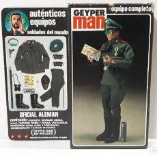 Geyperman: EQUIPO OFICIAL ALEMAN DE GEYPERMAN - REF 7606 . CAJA ORIGINAL DE SOLAPA Y DESPLEGABLE NOVEDADES 78. Lote 190729381