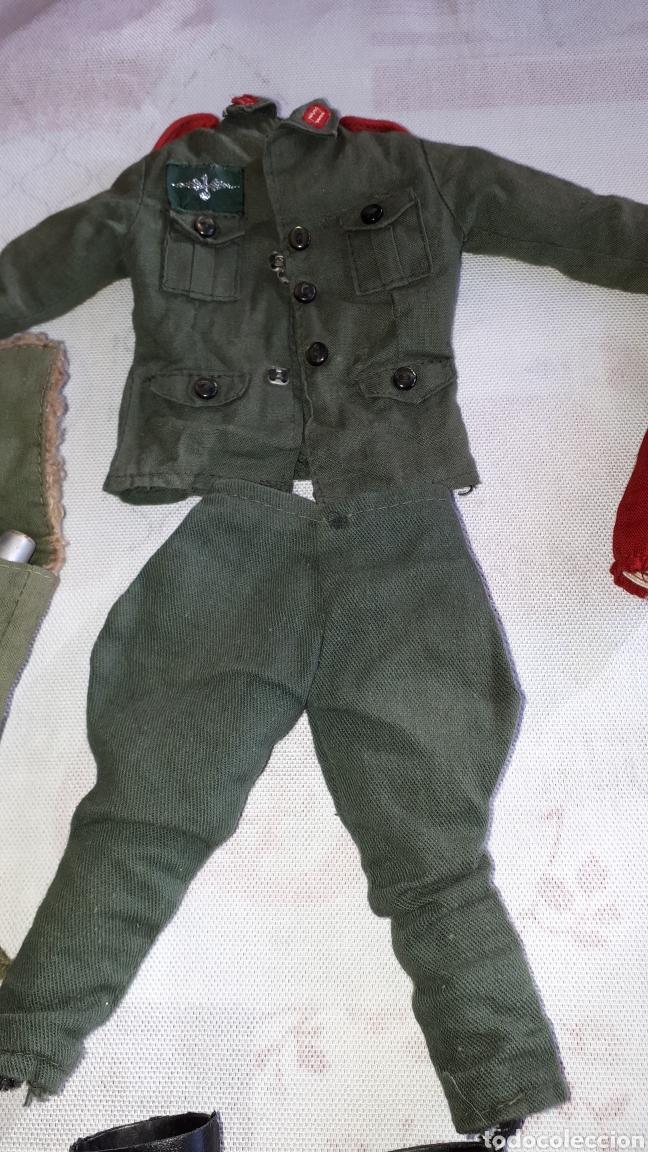 Geyperman: GEYPERMAN.SOLDADO ALEMAN.RED.DEVIL. casaca. Macuto.granadas.mapa.COMPLEMENTOS.GEYPER MAN. - Foto 3 - 190901133