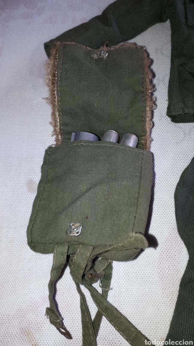 Geyperman: GEYPERMAN.SOLDADO ALEMAN.RED.DEVIL. casaca. Macuto.granadas.mapa.COMPLEMENTOS.GEYPER MAN. - Foto 4 - 190901133