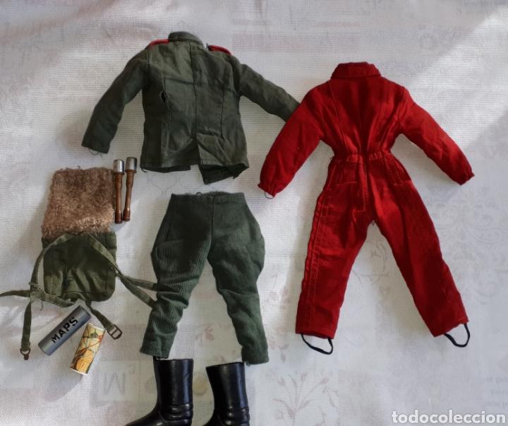 Geyperman: GEYPERMAN.SOLDADO ALEMAN.RED.DEVIL. casaca. Macuto.granadas.mapa.COMPLEMENTOS.GEYPER MAN. - Foto 5 - 190901133