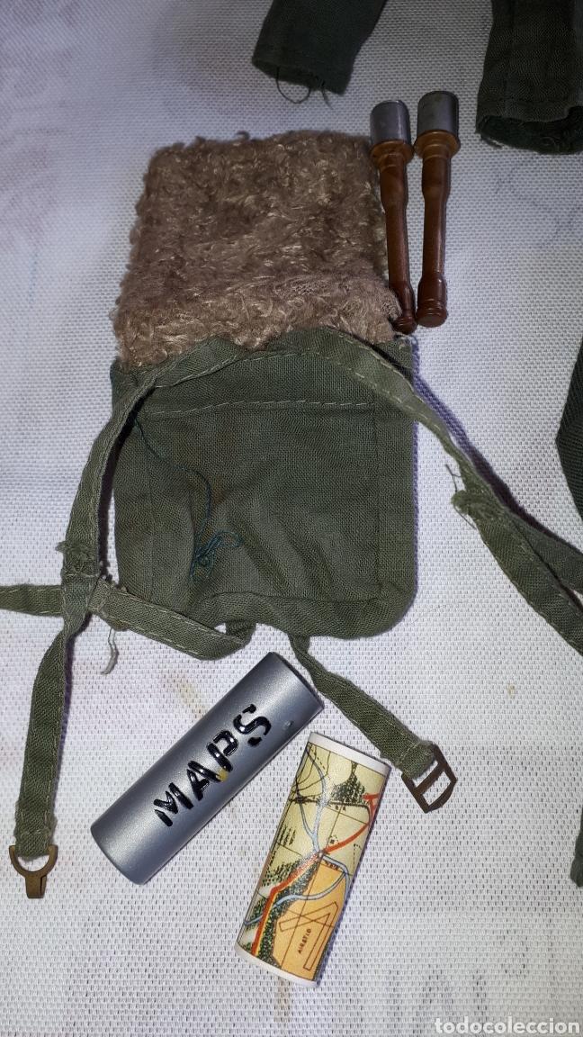 Geyperman: GEYPERMAN.SOLDADO ALEMAN.RED.DEVIL. casaca. Macuto.granadas.mapa.COMPLEMENTOS.GEYPER MAN. - Foto 6 - 190901133