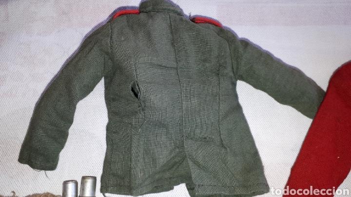 Geyperman: GEYPERMAN.SOLDADO ALEMAN.RED.DEVIL. casaca. Macuto.granadas.mapa.COMPLEMENTOS.GEYPER MAN. - Foto 7 - 190901133