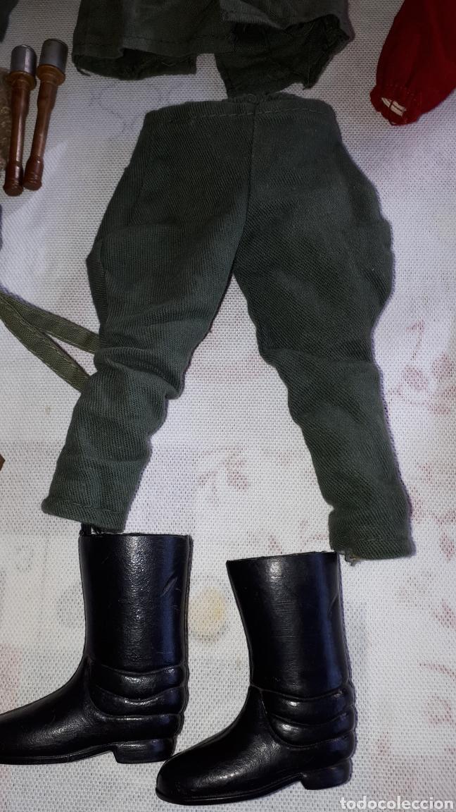 Geyperman: GEYPERMAN.SOLDADO ALEMAN.RED.DEVIL. casaca. Macuto.granadas.mapa.COMPLEMENTOS.GEYPER MAN. - Foto 9 - 190901133