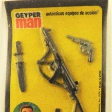 Geyperman: GEYPERMAN ORIGINAL. PANOPLIA REF 7309 SUBFUSIL. Lote 192170987