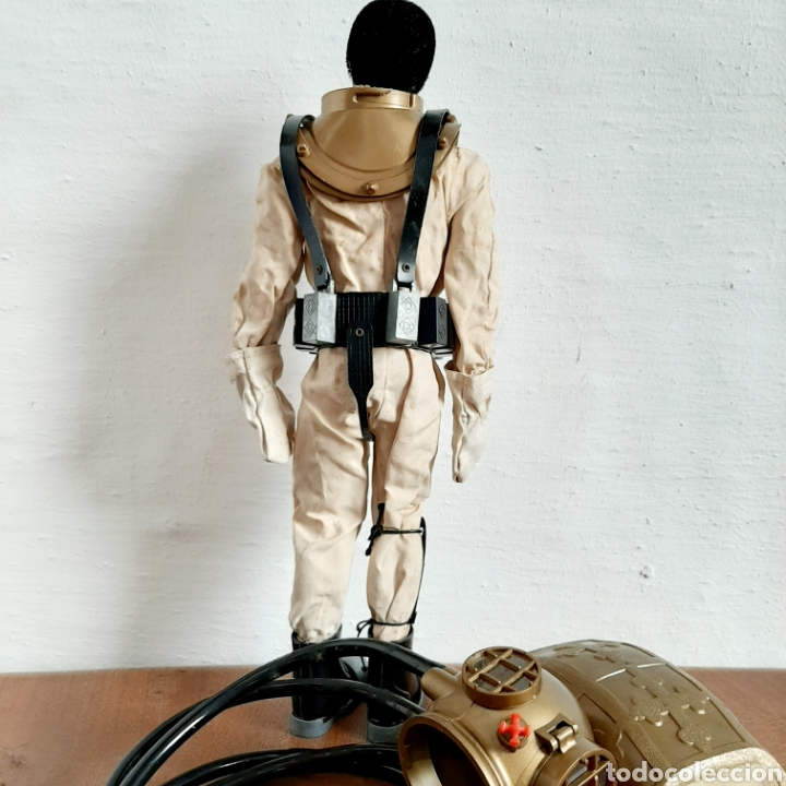Geyperman: Traje Geyperman Buzo original con Maniqui + Geyper Man negro o de color + Complentos - Foto 7 - 192261542