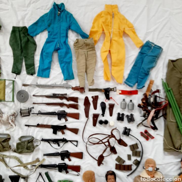 Geyperman: Gran Lote Geyperman original / Geyper Man / Accesorios Vestidos Armas Ropa Complementos - Foto 4 - 192263078