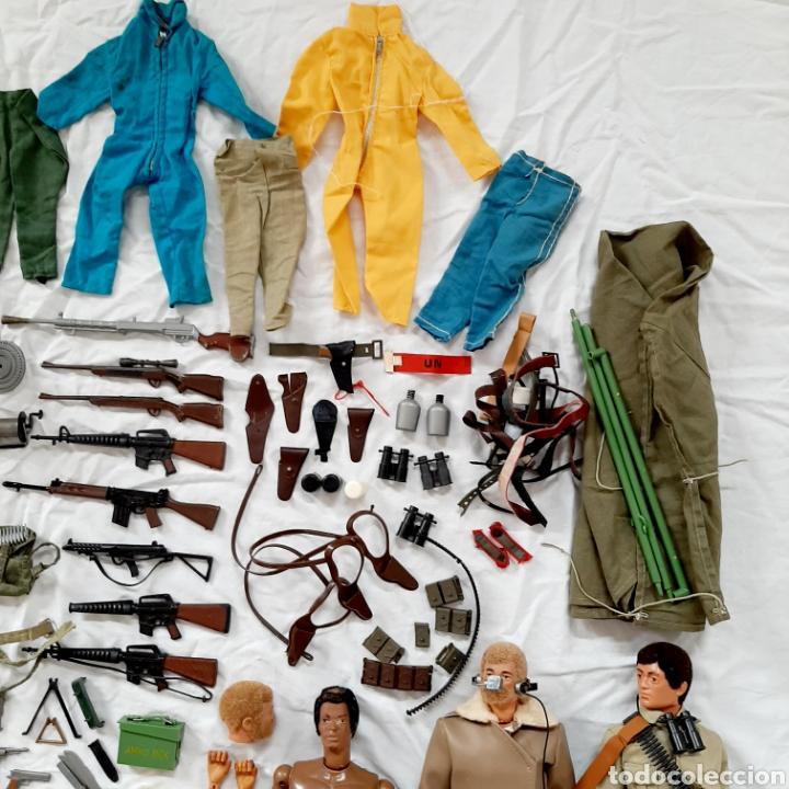 Geyperman: Gran Lote Geyperman original / Geyper Man / Accesorios Vestidos Armas Ropa Complementos - Foto 6 - 192263078