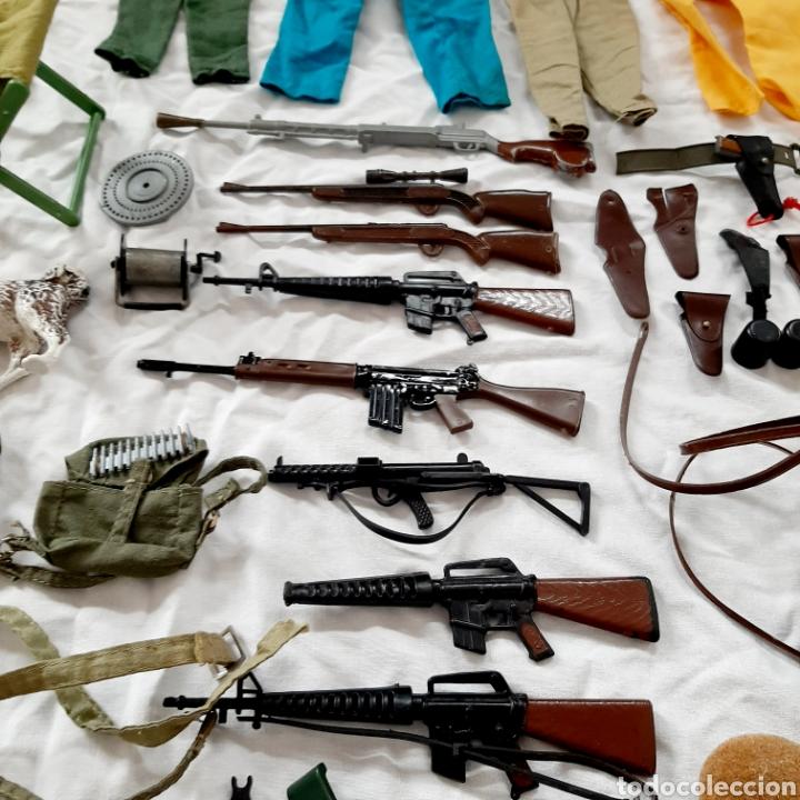 Geyperman: Gran Lote Geyperman original / Geyper Man / Accesorios Vestidos Armas Ropa Complementos - Foto 11 - 192263078