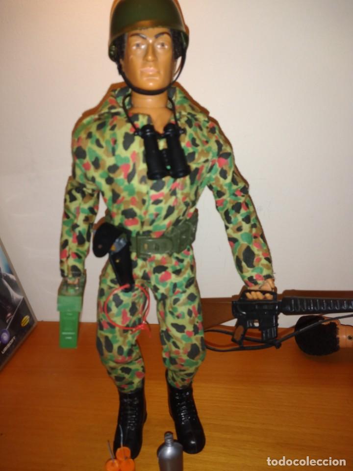 Geyperman: Geyperman traje de soldado americano - Foto 2 - 193782878