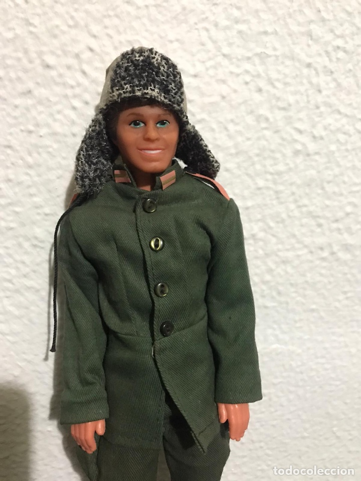 Geyperman: Antigua figura geyperman Mattel - Foto 2 - 194170452