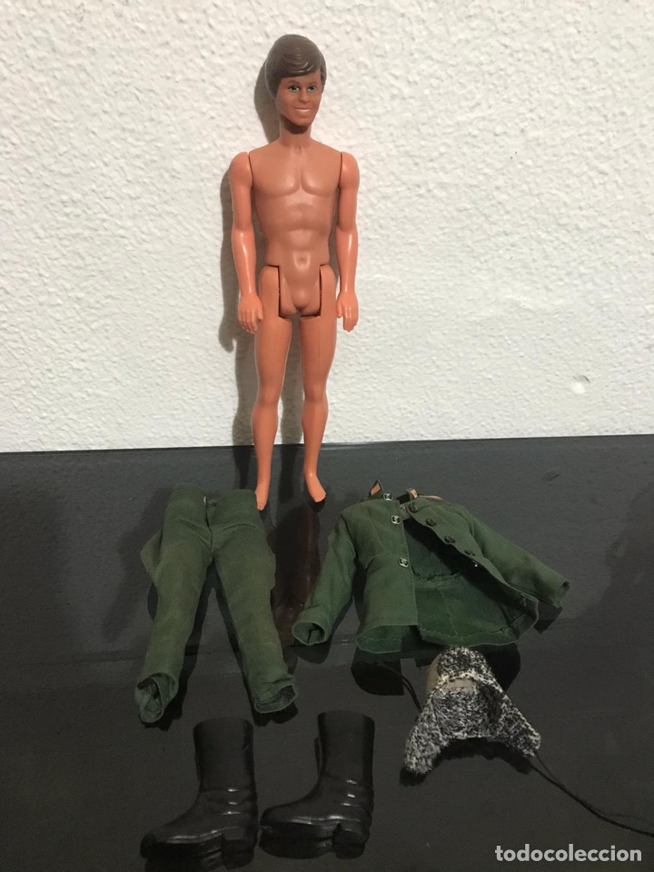 Geyperman: Antigua figura geyperman Mattel - Foto 6 - 194170452