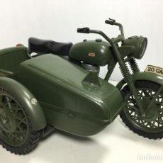 Geyperman: GEYPERMAN MOTO SIDECAR ORIGINAL. Lote 195170727