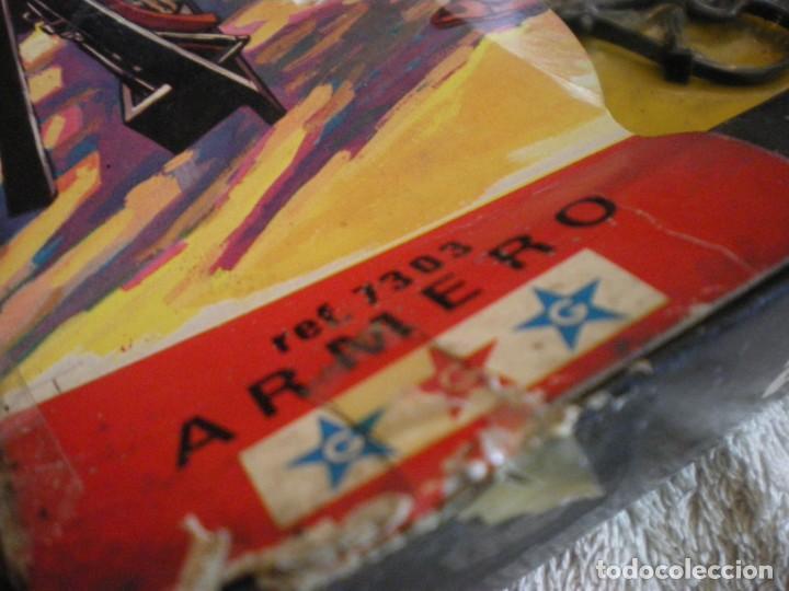 Geyperman: GEYPERMAN PRIMERA GENERACION CAJA ARMERO REF. 7303 USADA - Foto 2 - 196168747