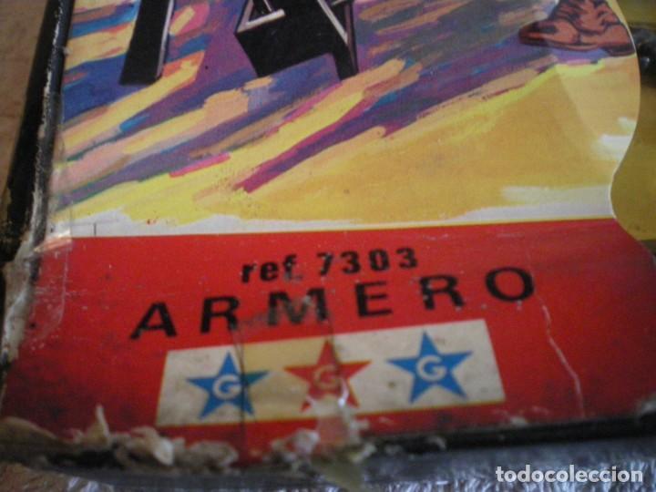 Geyperman: GEYPERMAN PRIMERA GENERACION CAJA ARMERO REF. 7303 USADA - Foto 4 - 196168747
