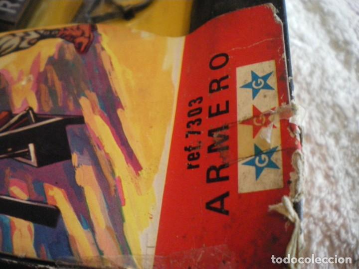 Geyperman: GEYPERMAN PRIMERA GENERACION CAJA ARMERO REF. 7303 USADA - Foto 24 - 196168747