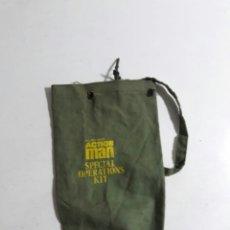 Geyperman: GEYPERMAN ACTIONMAN AÑOS 70 SACO MACUTO. Lote 197790817