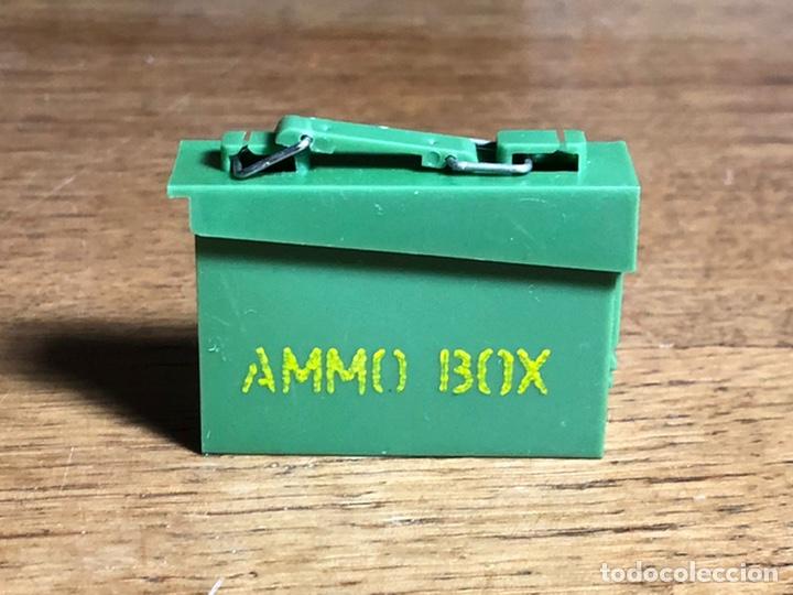 AMMO BOX GEYPERMAN (Juguetes - Figuras de Acción - Geyperman)