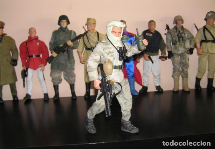 GEYPERMAN, ACTION MAN, DRAGÓN. PALITOY SOLDADO GUERA DEL GOLFO. IRAK. MDE ESCALA 1/6. (Juguetes - Figuras de Acción - Geyperman)