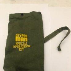 Geyperman: GEYPERMAN SACO DE OPERACIONES. Lote 201793871
