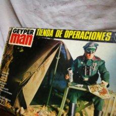 Geyperman: CAJA VACÍA GEYPERMAN- TIENDA DE OPERACIONES, REF. 7401, 1°EPOCA,1975.. Lote 218040815