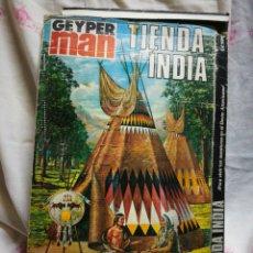 Geyperman: CAJA VACÍA GEYPERMAN- TIENDA INDIA, REF. 7.520, 1°EPOCA, 1975.. Lote 206371410