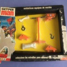 Geyperman: GEYPERMAN - DESLIZADOR DE RESCATE. Lote 206451365