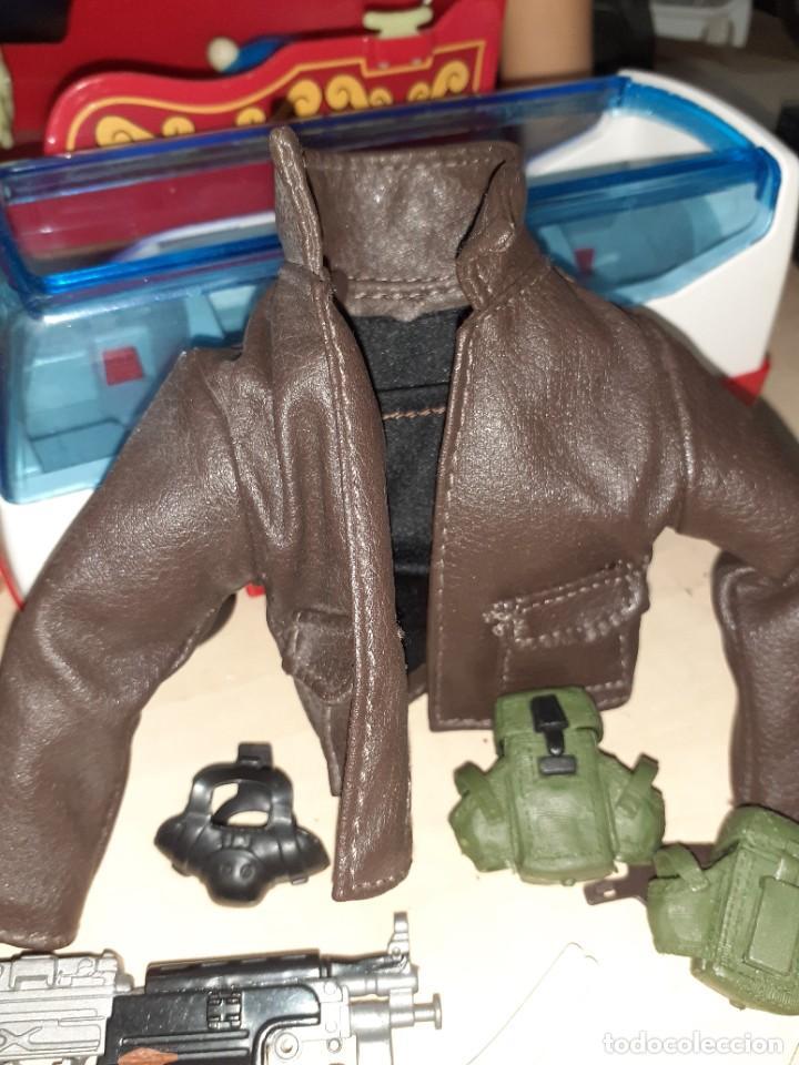 Geyperman: Lote Geyperman.2 figuras soldados y complementos varios años 70. - Foto 19 - 206523363