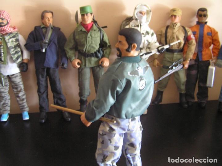 Geyperman: Geyperman, Action Man, Dragón, Escala 1/6. Skinhead. Neo nazi. Cabeza rapada. Madelman MDE - Foto 3 - 210694850