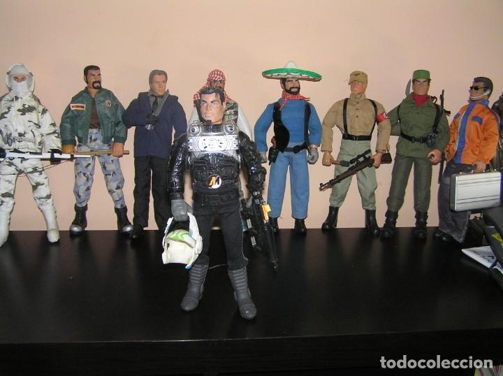 Geyperman: Geyperman, Action Man, Dragón, Escala 1/6. Cosmic. Astronauta. Fuerza Espacial. Madelman MDE - Foto 3 - 210695147