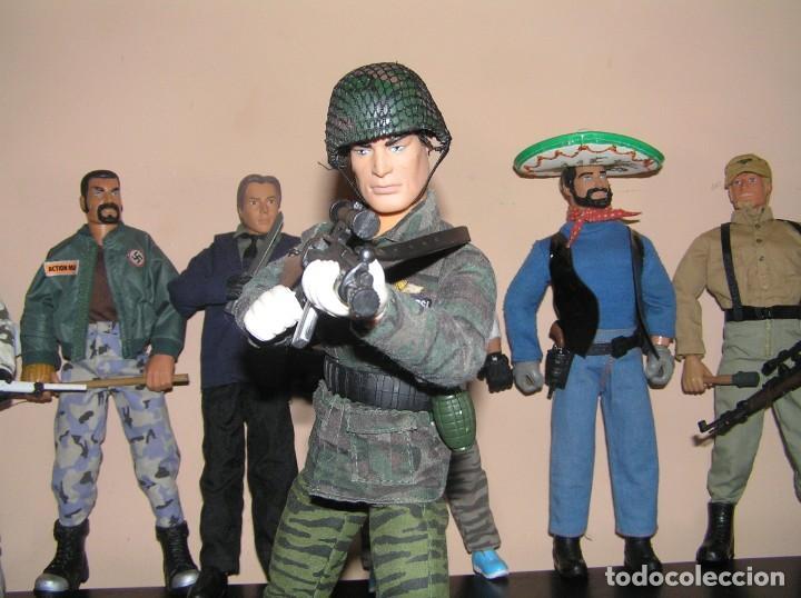 Geyperman: Geyperman, Action Man, Dragón, Escala 1/6. Militar. Soldado. Fuerzas Armadas, Madelman MDE - Foto 3 - 210695219