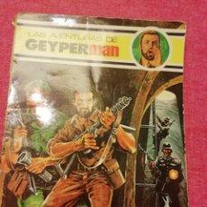 Geyperman: LAS AVENTURAS DE GEYPERMAN. Lote 211437637