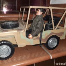 Geyperman: JEEP WILLYS PARA GEYPERMAN O ACTION MAN. Lote 217376111