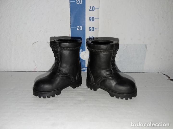 Geyperman: botas de figuras de accion geyperman o action man - Foto 2 - 218462338