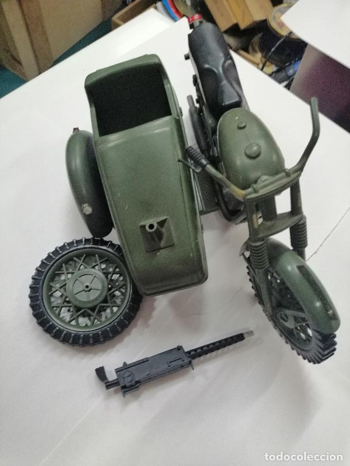 GEYPERMAN MOTO CON SIDECAR (Juguetes - Figuras de Acción - Geyperman)