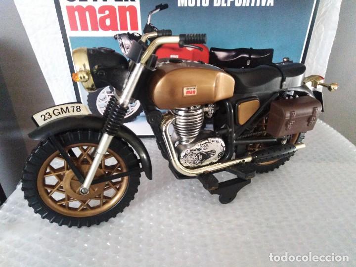 MOTO SPORT GEYPERMAN (Juguetes - Figuras de Acción - Geyperman)